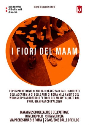 i-fiori-del-maam-locandina